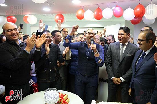 اليوم السابع يحتفل بمرور 10 سنوات على انطلاق موقعها الإلكترونى (7)