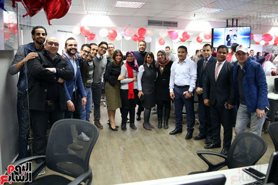 اليوم السابع يحتفل بمرور 10 سنوات على انطلاق موقعها الإلكترونى (89)