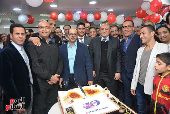 اليوم السابع يحتفل بمرور 10 سنوات على انطلاق موقعها الإلكترونى (4)