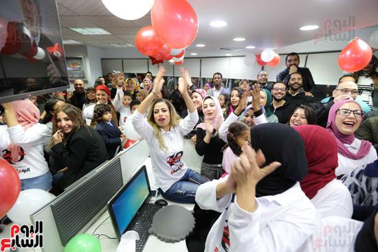 اليوم السابع يحتفل بمرور 10 سنوات على انطلاق موقعها الإلكترونى (145)