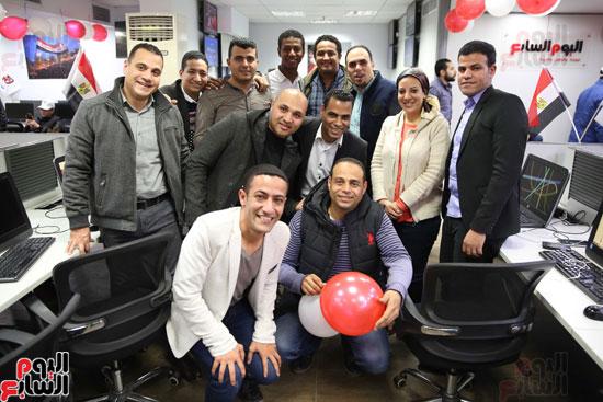 اليوم السابع يحتفل بمرور 10 سنوات على انطلاق موقعها الإلكترونى (84)