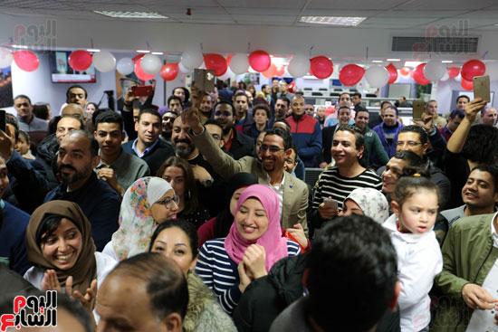 اليوم السابع يحتفل بمرور 10 سنوات على انطلاق موقعها الإلكترونى (146)