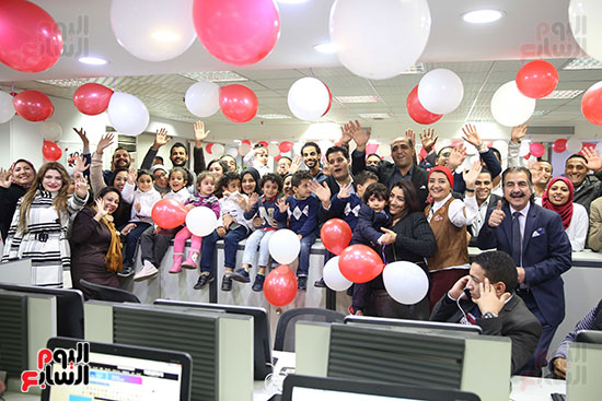 اليوم السابع يحتفل بمرور 10 سنوات على انطلاق موقعها الإلكترونى (56)