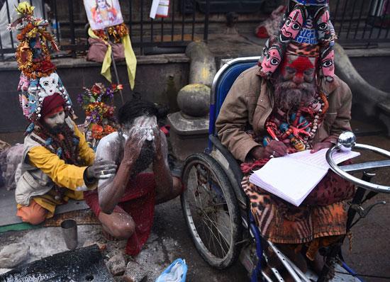 صور-كرنفال-هندوسى-فى-نيبال-(4)