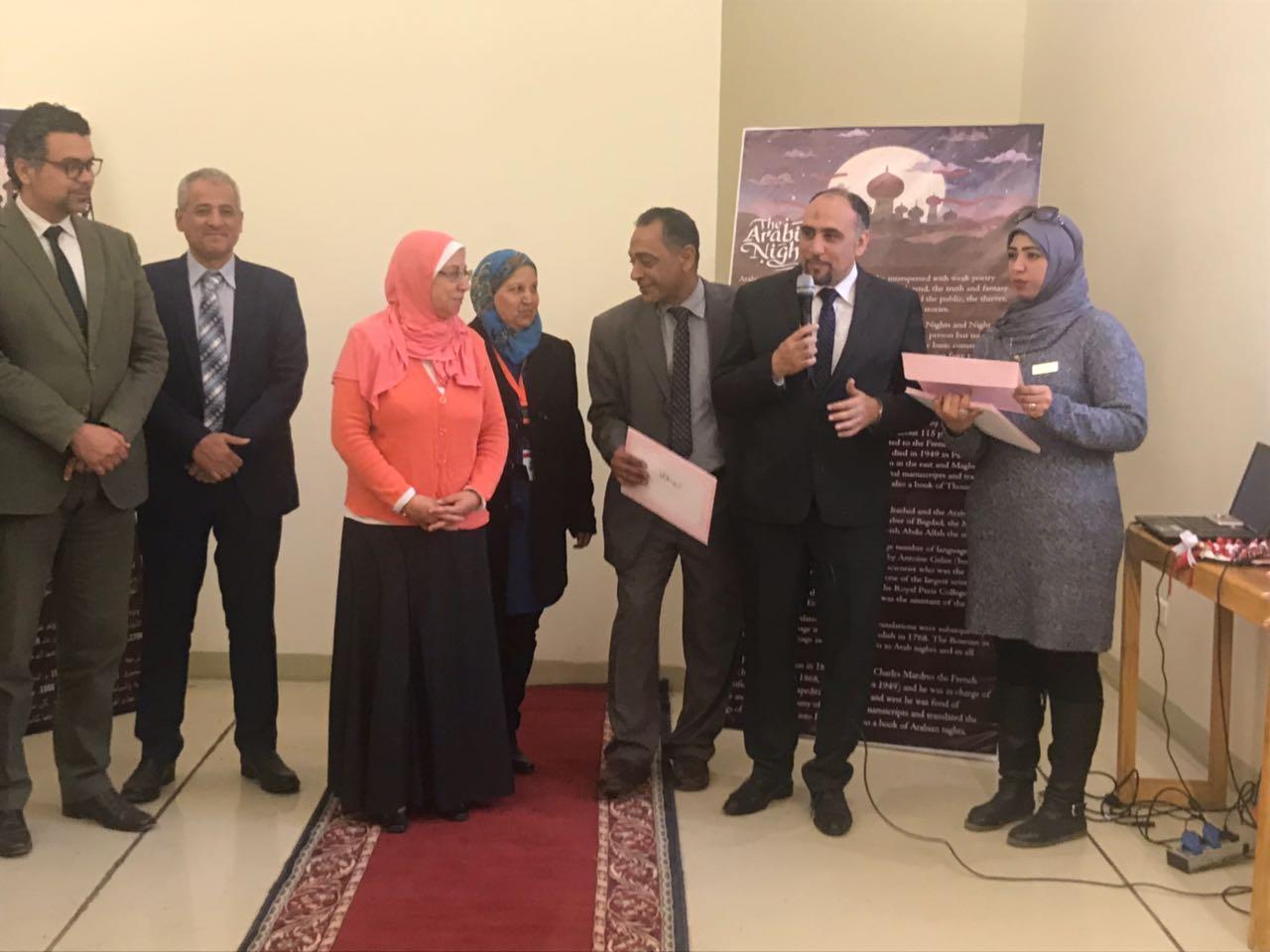 افتتاح معرض الف ليلة وليلة بمتحف قصر المنيل (1)