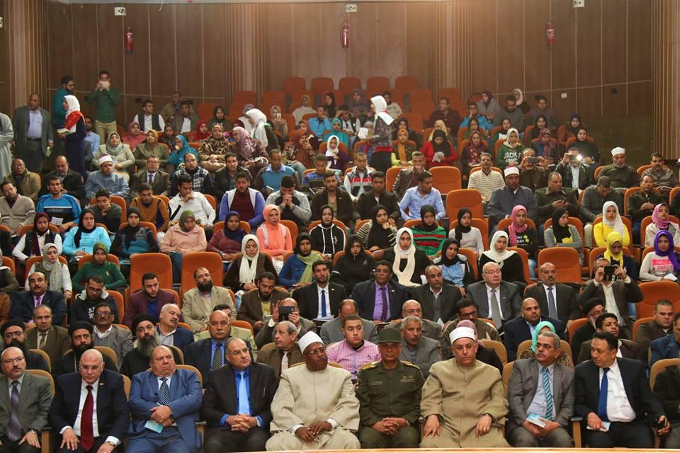2- جانب من الحضور في الحوار المجتمعي