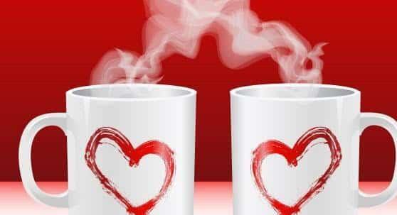فى عيد الحب القلب ولا المخ