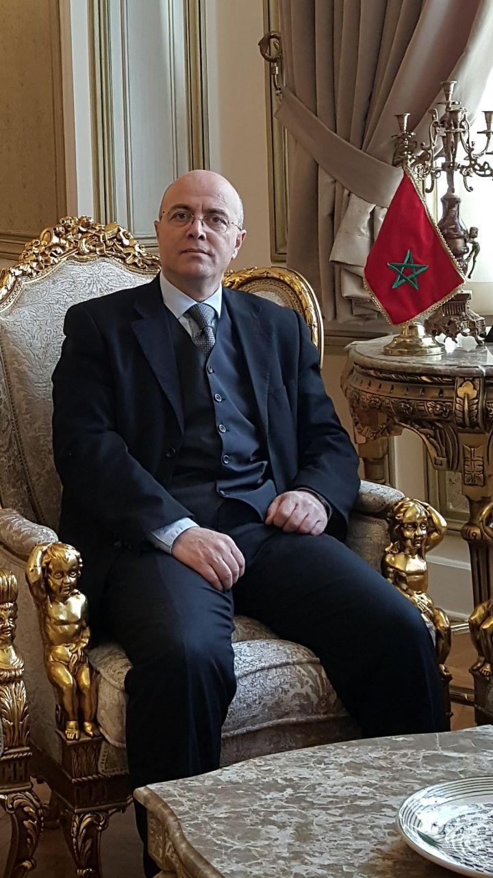 السفير أحمد التازى
