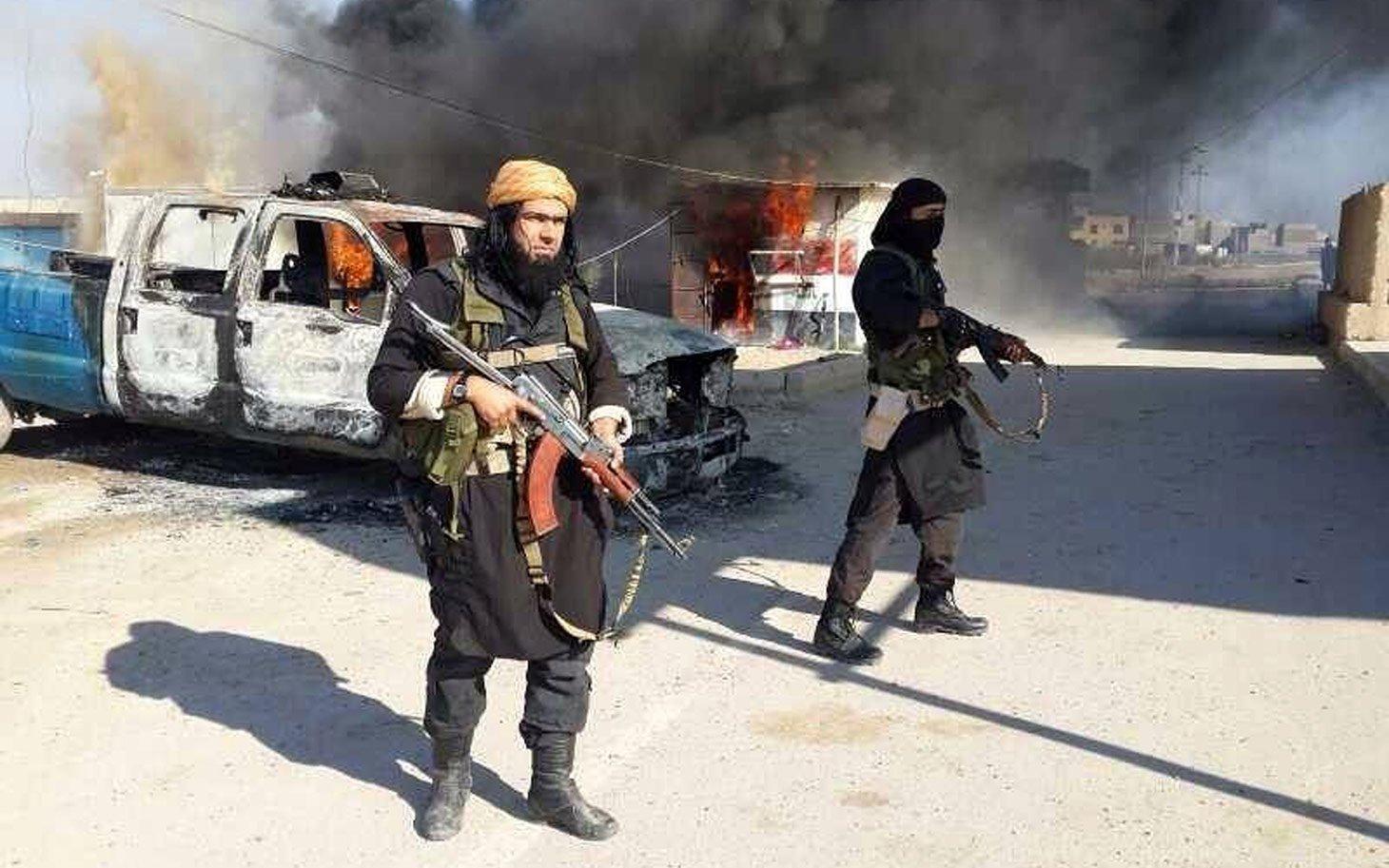 ارهاب داعش