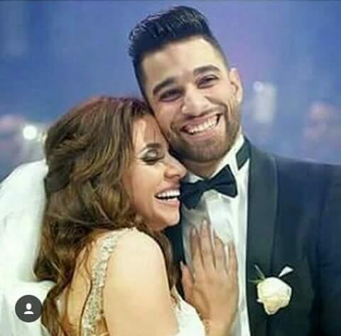 عمرو السولية وزوجته