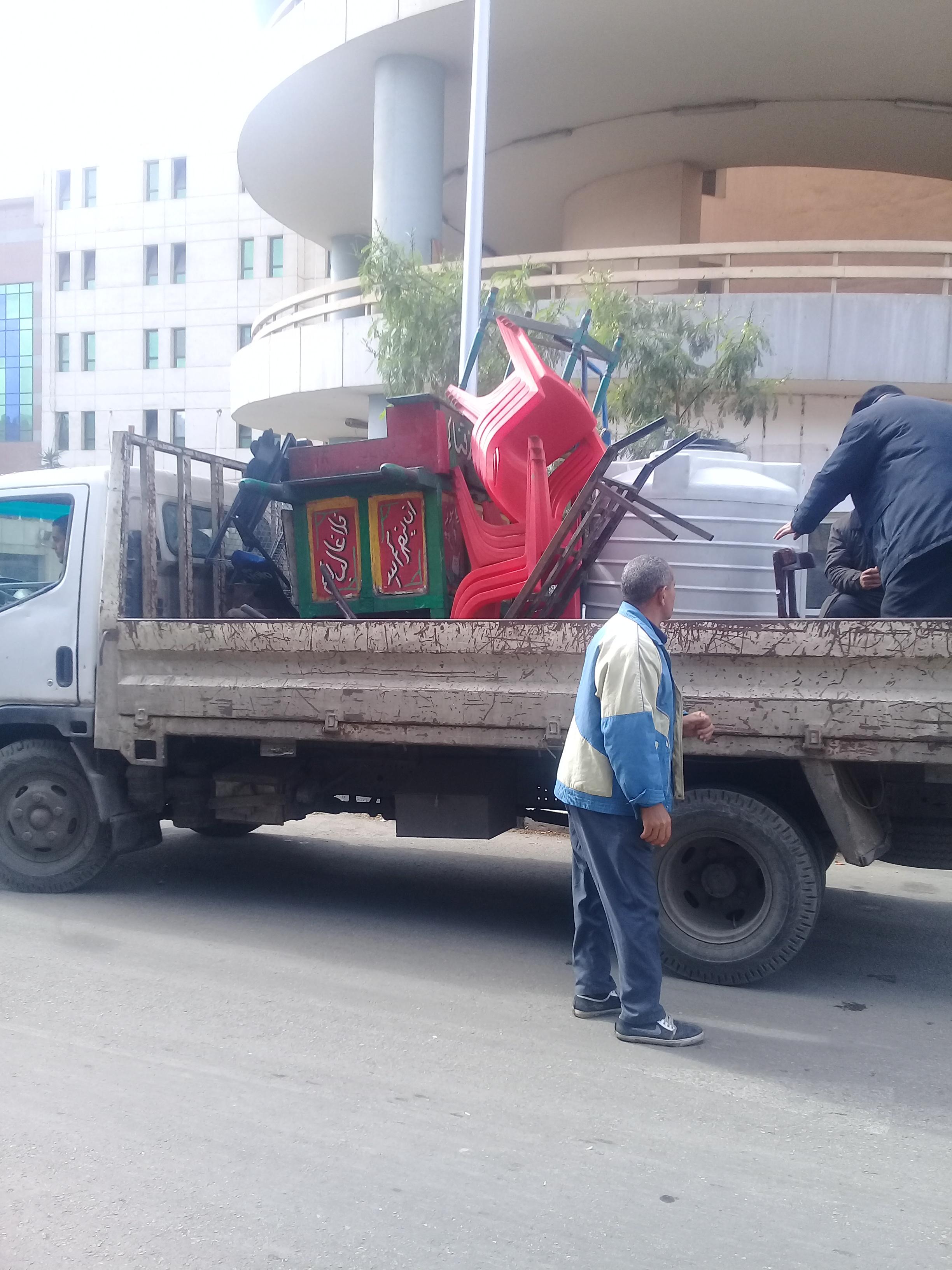 حملات امنية لتطهير شوراع وميادين القاهرة (5)