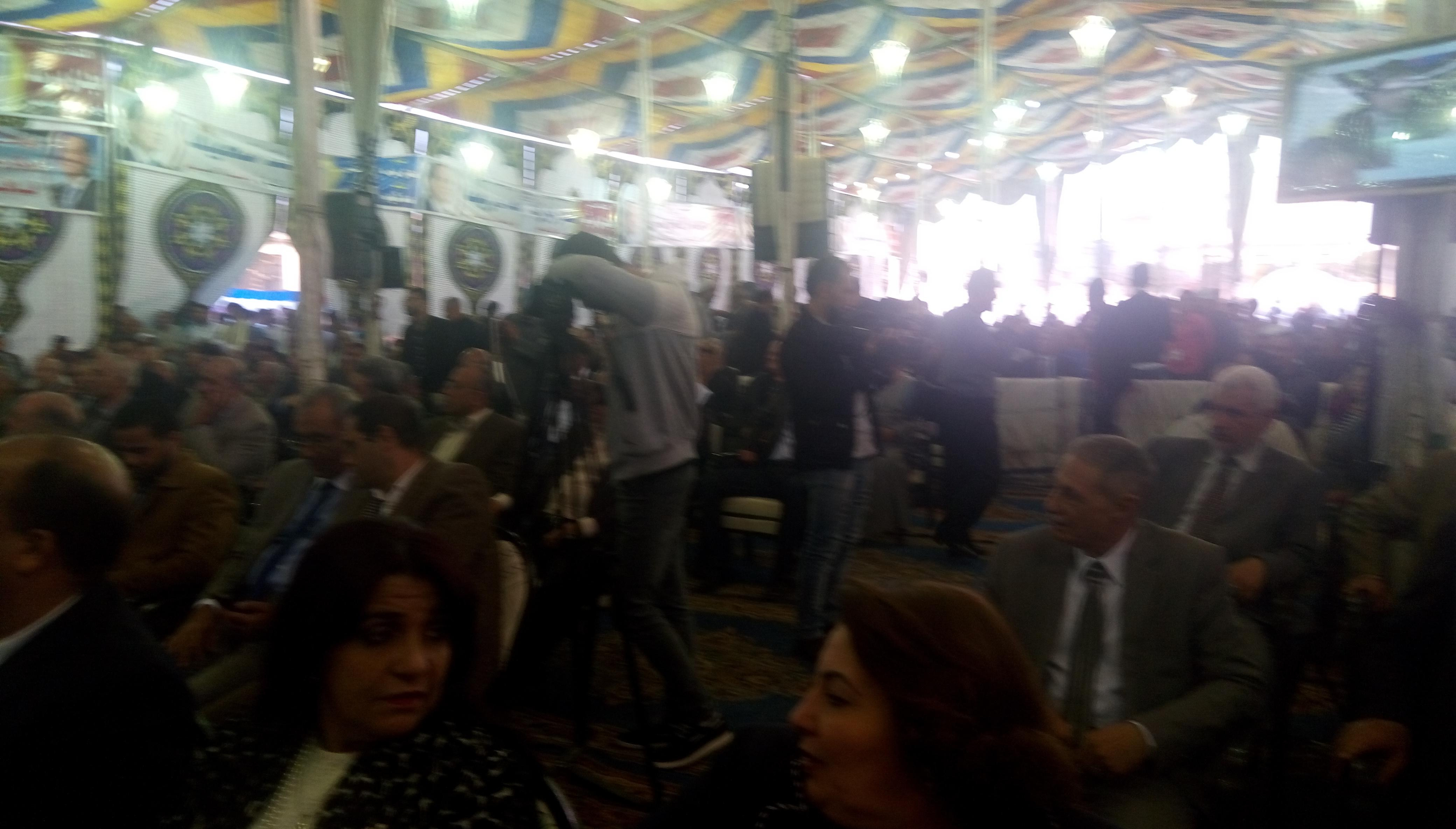 مؤتمر ائتلاف دعم مصر بالشرقية  (1)