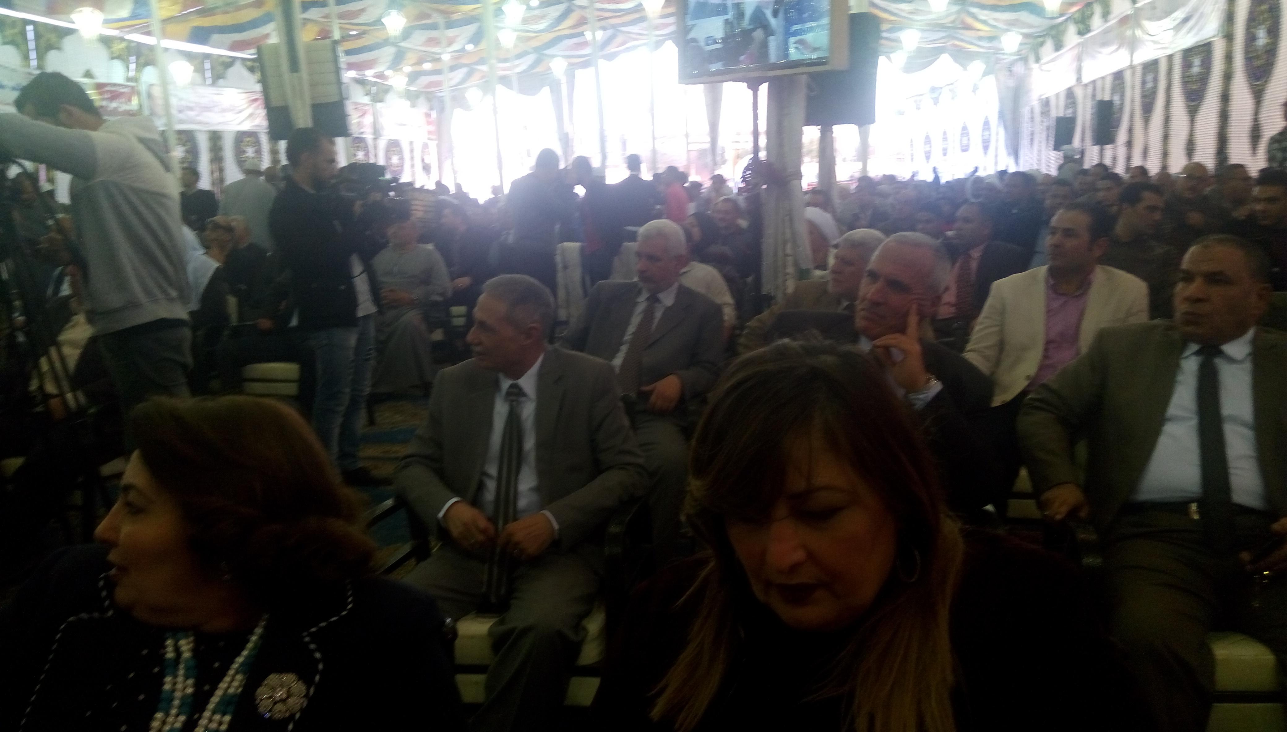 مؤتمر ائتلاف دعم مصر بالشرقية  (2)