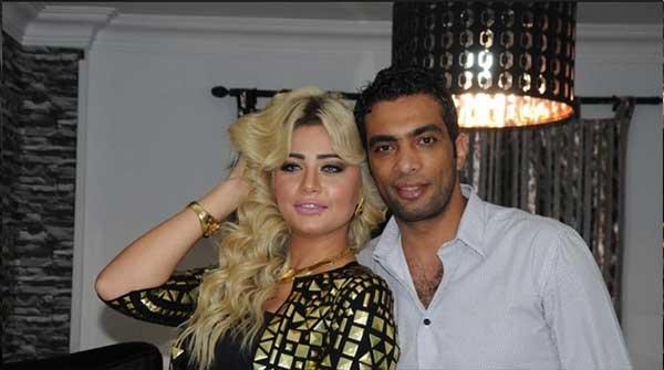 شادى محمد وزوجته