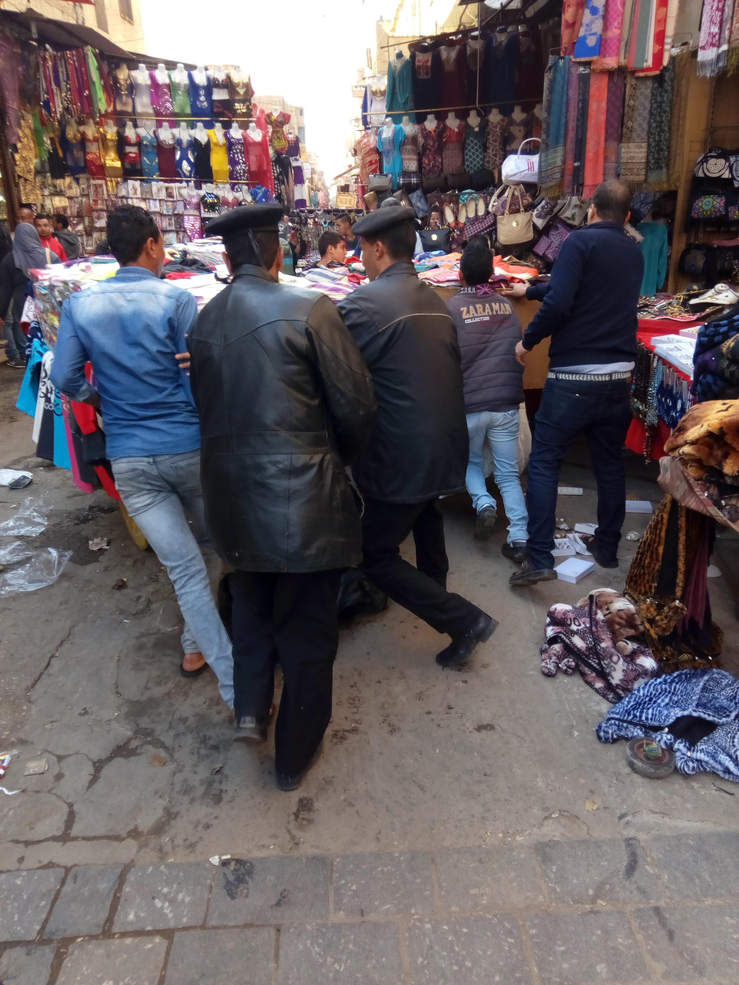 حملات امنية لتطهير شوراع وميادين القاهرة (4)
