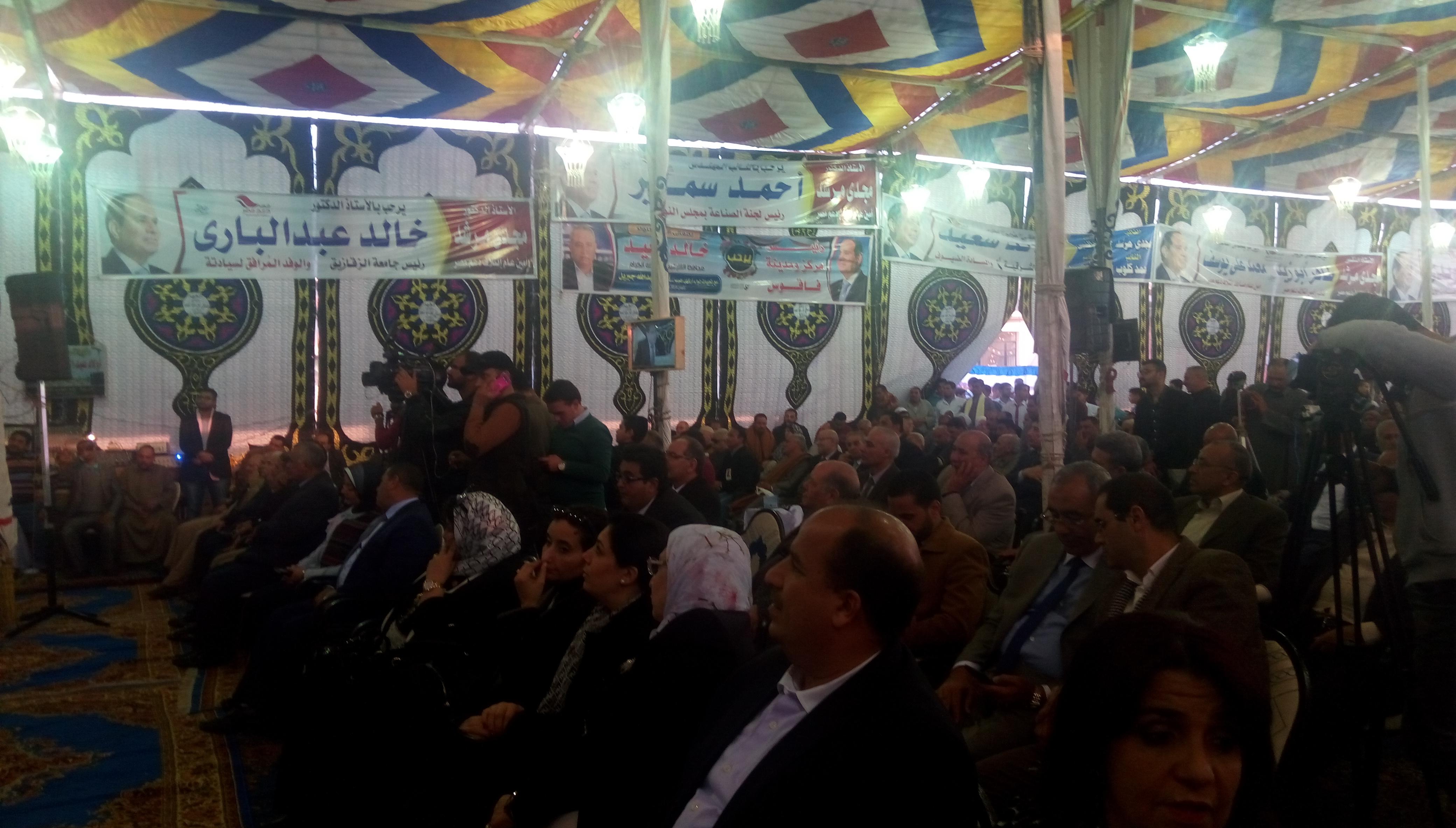 مؤتمر ائتلاف دعم مصر بالشرقية  (4)