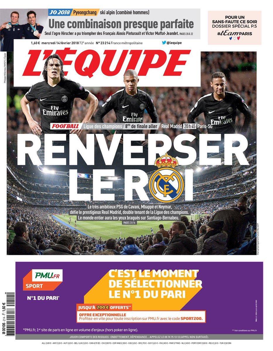 غلاف صحيفة ليكيب الفرنسية