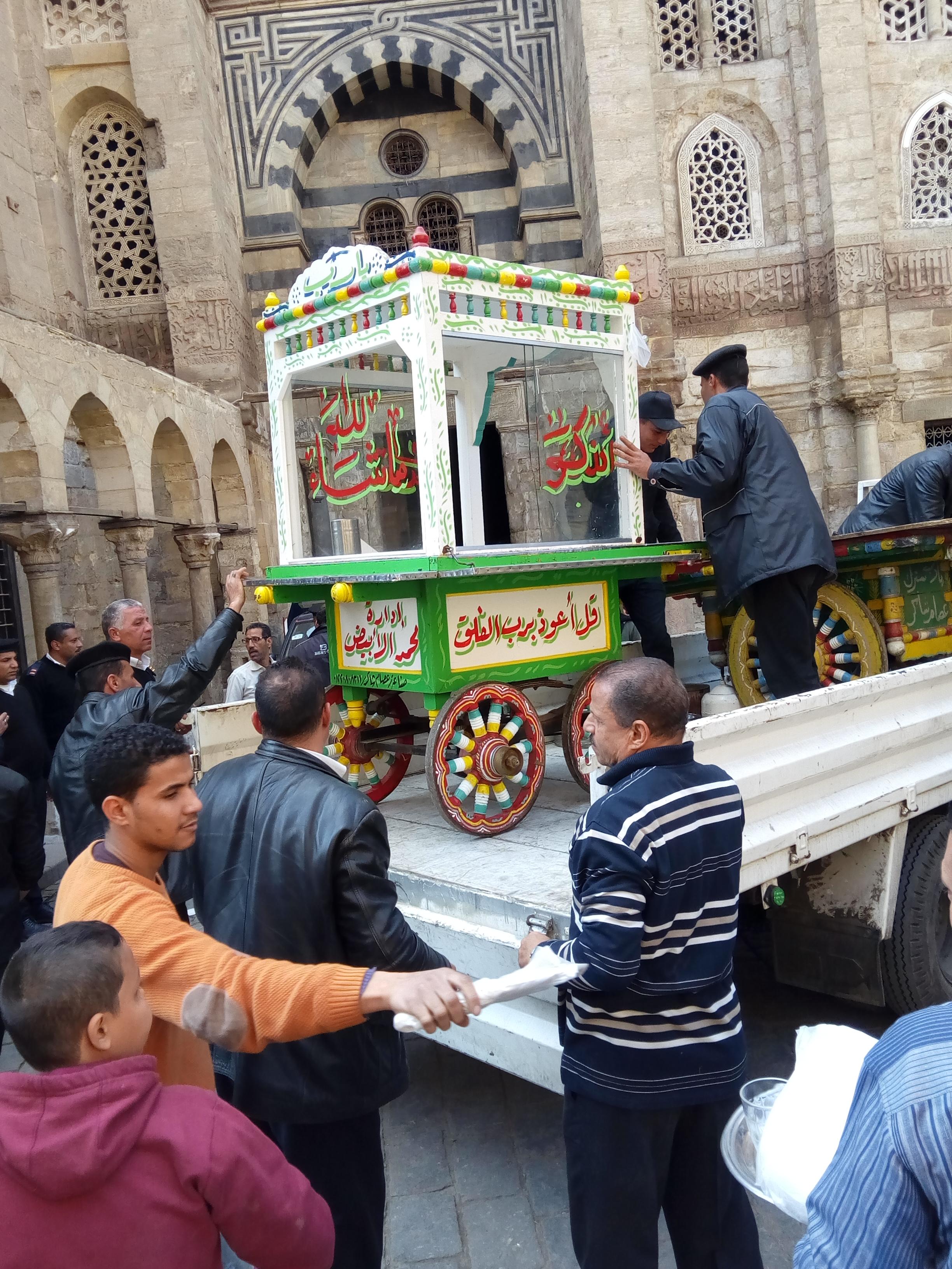 حملات امنية لتطهير شوراع وميادين القاهرة (2)