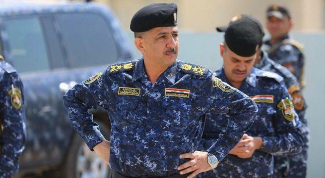 قائد الشرطة الاتحادية فى العراق