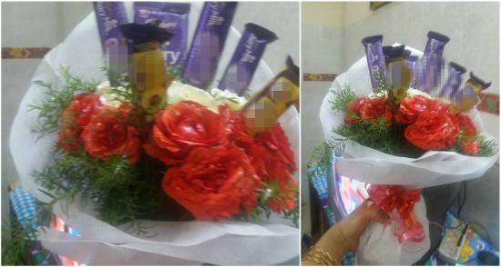 هدية محمد لزوجته