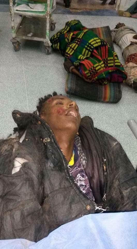 أحد ضحايا الحادث