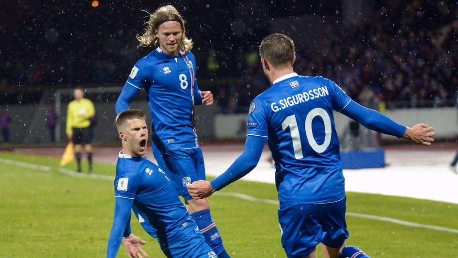 منتخب ايسلندا فى كأس العالم
