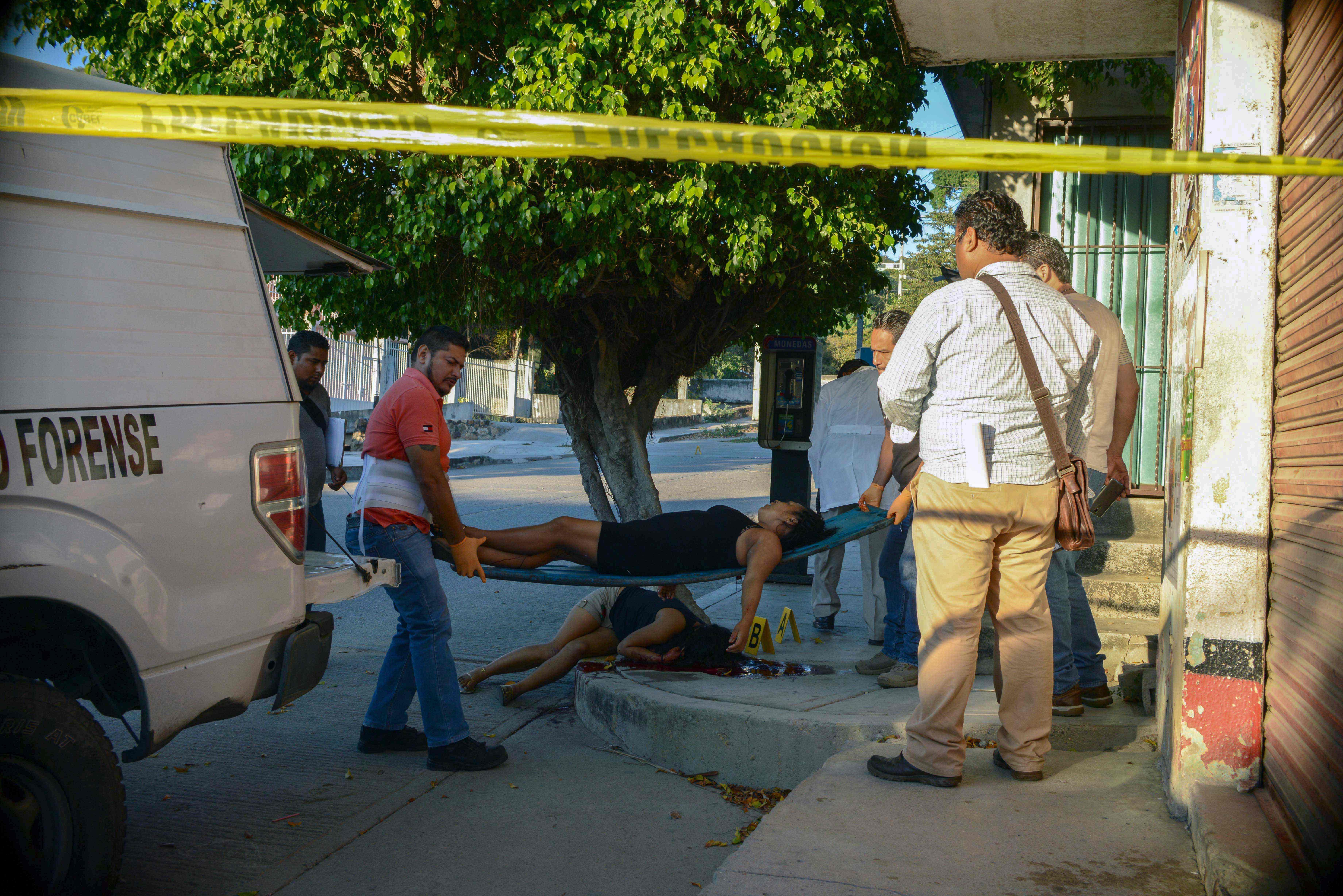 جانب من جثث النساء فى المكسيك