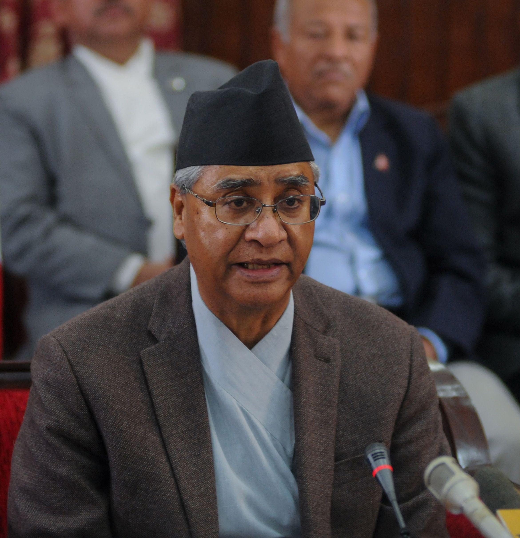 باهادور ديوبا رئيس وزراء نيبال