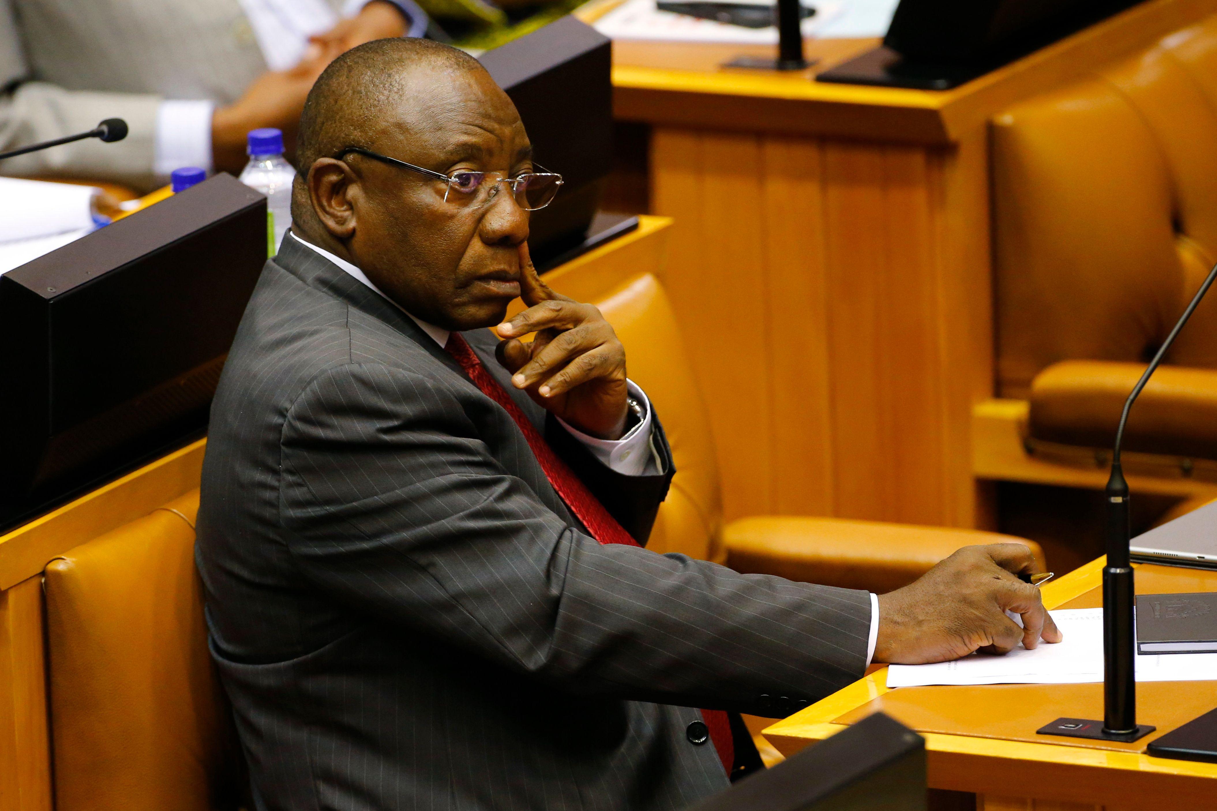 انتخاب سيريل رامافوسا رئيسا لجنوب أفريقيا خلفا لجاكوب زوما