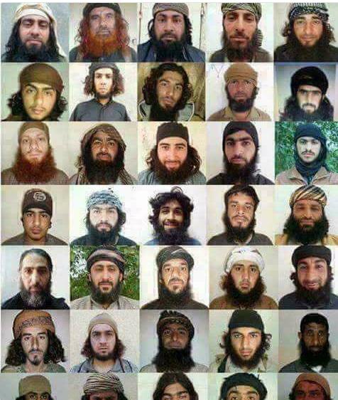 نعي داعش