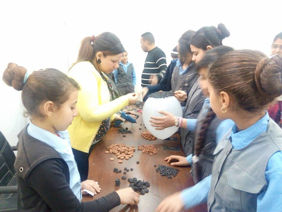 زيارة طلاب المدارس لمتحف ملوى (3)