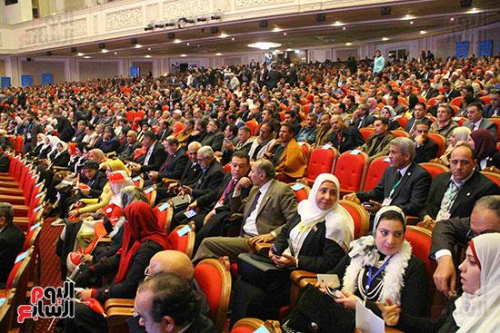المؤتمر العام لـحماة الوطن لإعلان تأييد السيسى بانتخابات الرئاسة (40)