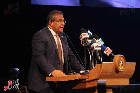 المؤتمر العام لـحماة الوطن يعلن تأييد السيسى فى انتخابات الرئاسة (4)