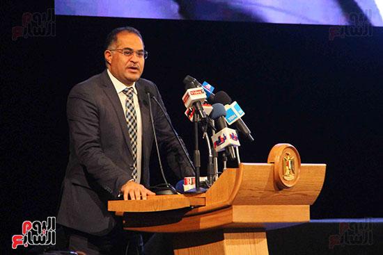 المؤتمر العام لـحماة الوطن يعلن تأييد السيسى فى انتخابات الرئاسة (6)