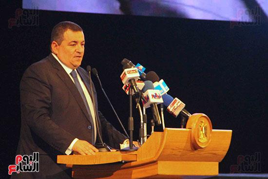 المؤتمر العام لـحماة الوطن يعلن تأييد السيسى فى انتخابات الرئاسة (5)