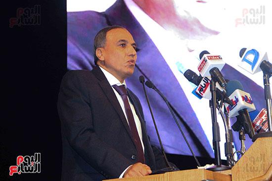 المؤتمر العام لـحماة الوطن يعلن تأييد السيسى فى انتخابات الرئاسة (1)