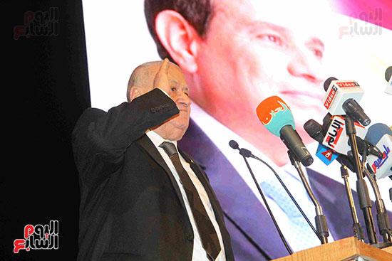 المؤتمر العام لـحماة الوطن لإعلان تأييد السيسى بانتخابات الرئاسة (27)