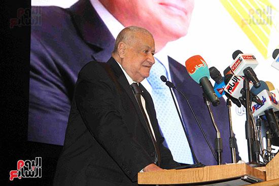 المؤتمر العام لـحماة الوطن لإعلان تأييد السيسى بانتخابات الرئاسة (31)