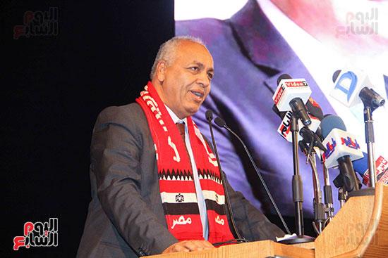 المؤتمر العام لـحماة الوطن يعلن تأييد السيسى فى انتخابات الرئاسة (2)