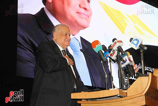 المؤتمر العام لـحماة الوطن لإعلان تأييد السيسى بانتخابات الرئاسة (30)