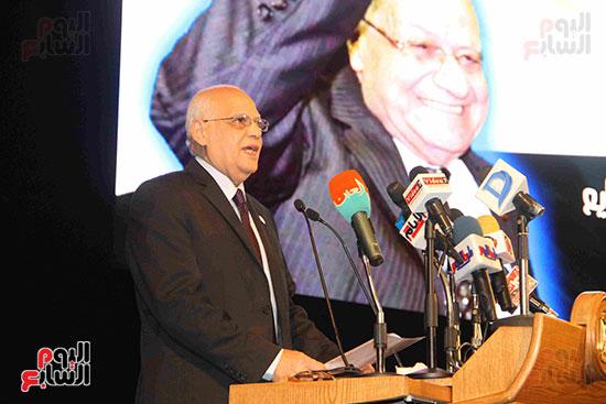 المؤتمر العام لـحماة الوطن لإعلان تأييد السيسى بانتخابات الرئاسة (24)