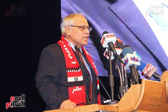 المؤتمر العام لـحماة الوطن يعلن تأييد السيسى فى انتخابات الرئاسة (3)
