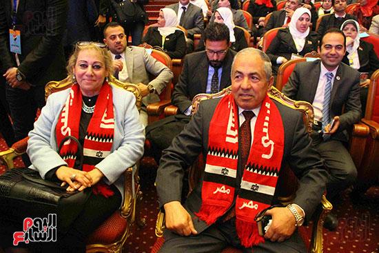 المؤتمر العام لـحماة الوطن لإعلان تأييد السيسى بانتخابات الرئاسة (3)