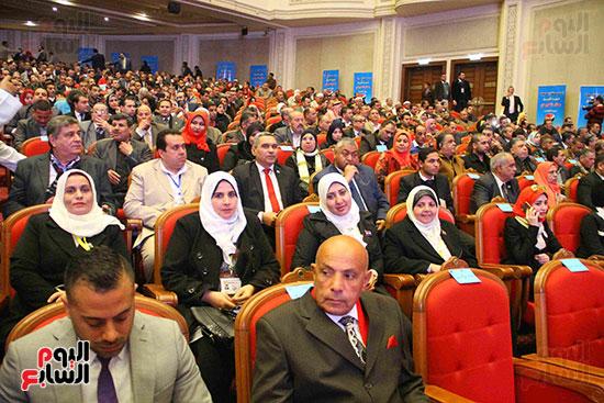 المؤتمر العام لـحماة الوطن لإعلان تأييد السيسى بانتخابات الرئاسة (43)