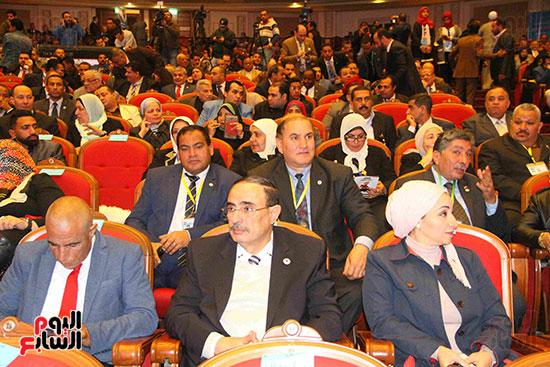 المؤتمر العام لـحماة الوطن لإعلان تأييد السيسى بانتخابات الرئاسة (38)