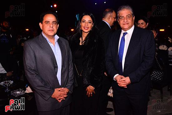 حفل إطلاق الهاتف المصرى سيكو (9)