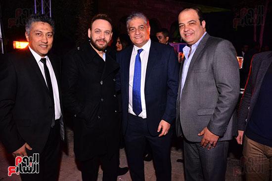 حفل إطلاق الهاتف المصرى سيكو (7)