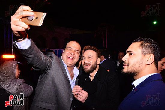 حفل إطلاق الهاتف المصرى سيكو (10)