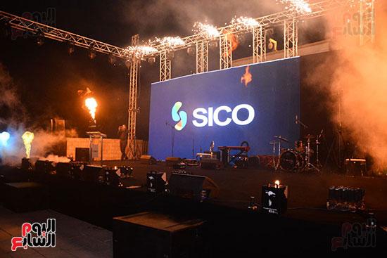 حفل إطلاق الهاتف المصرى سيكو (30)