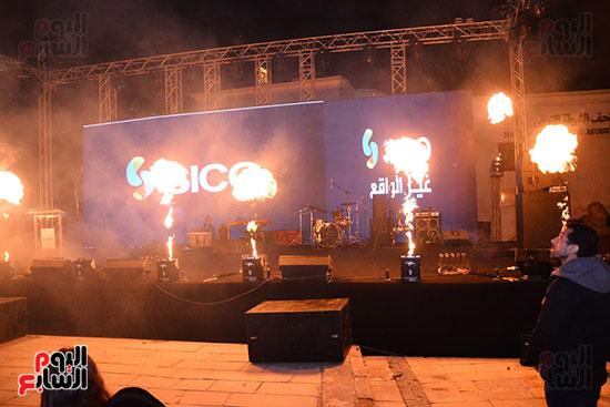 حفل إطلاق الهاتف المصرى سيكو (29)